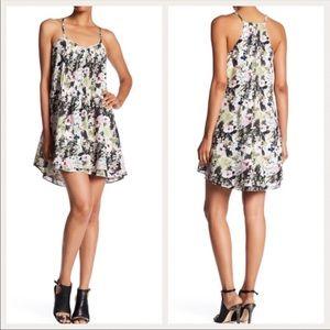 🆕 Sanctuary Spring Fling Pleated Print Dress